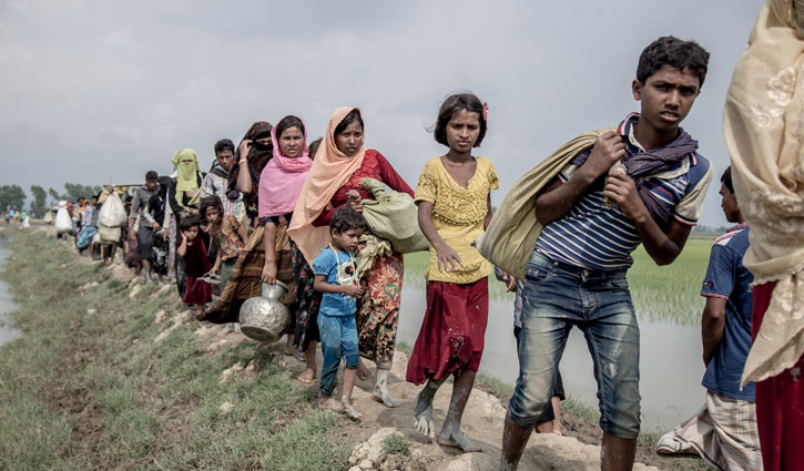 BNP suggests 10 proposals on Rohingya crisis