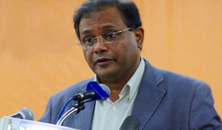 'খালেদার চিকিৎসা নিয়ে অপরাজনীতি করছে বিএনপি'