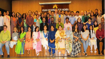 AUW faculty orientation held