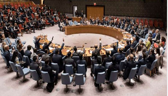 UN Security Council's closed-door meeting on Kashmir today