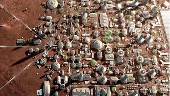 মঙ্গল গ্রহে শহর তৈরিতে কত খরচ হবে?