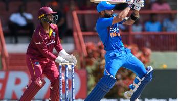Kohli, Pant help India to whitewash West Indies