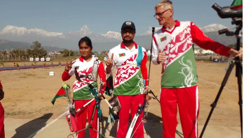 10th gold for Bangladesh from archery