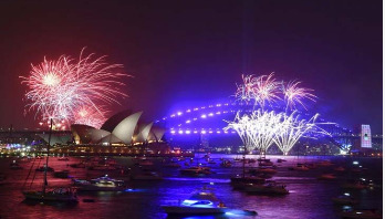 Happy New Year! Cities across the world welcome 2020