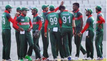 Bangladesh reach final beating Nepal