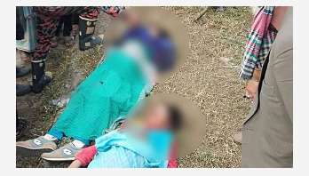 Two sisters killed in Chattogram road accident