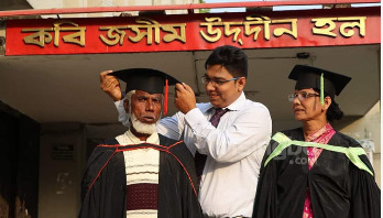 52nd DU convocation being held