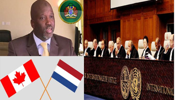 Canada, Netherlands to support Gambia