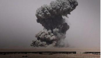 US targets pro-Iran militia bases in Iraq, Syria raids