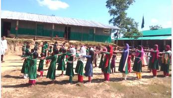সুযোগ সুবিধা না থাকায় বিদ্যালয় বন্ধ হওয়ার পথে