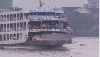 One killed in Meghna launch collision