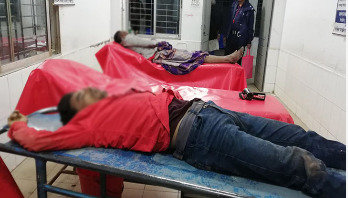 Two bullet-hit bodies recovered in Laxmipur