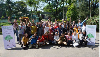 Denmark-Bangladesh youth exchange program held in Cox's Bazar