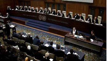 Hearings begin in genocide case