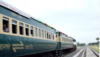 Pabna Express narrowly escapes massive accident