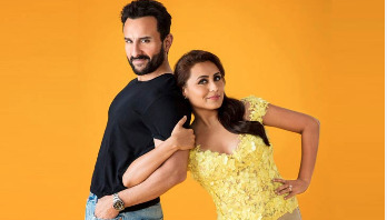 Saif, Rani reunite for 'Bunty Aur Babli 2'