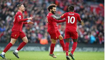 Liverpool beat Watford to extend unbeaten Premier League run