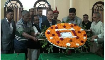 'উত্তর কোরিয়া সবসময় মওলানা ভাসানীর প্রতি শ্রদ্ধাশীল'