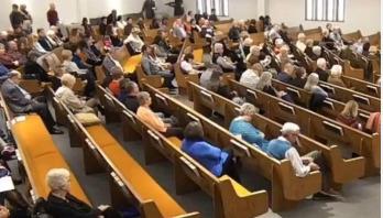 3 killed in Texas church shooting