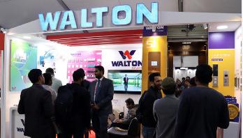 Thailand air tickets on Walton elevator booking at REHAB fair