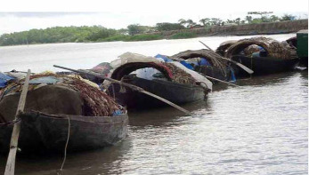 সুন্দরবনের মাছ ধরার অভিযোগে নৌকাসহ ৩৩ জেলে আটক