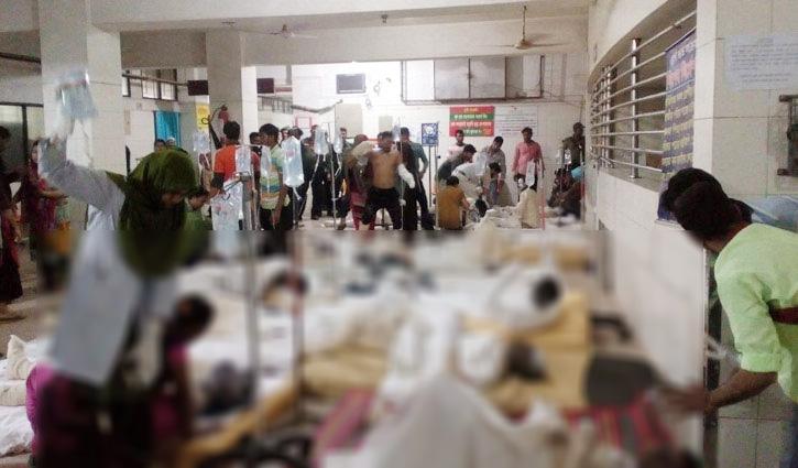 কেরানীগঞ্জে অগ্নিকাণ্ড: নিহত বেড়ে ১৩