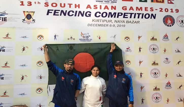 Bangladesh wins another gold medal