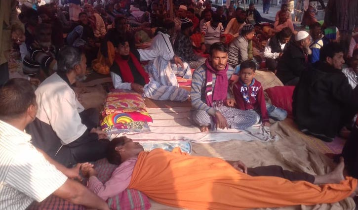 Over 100 jute mill workers fall sick