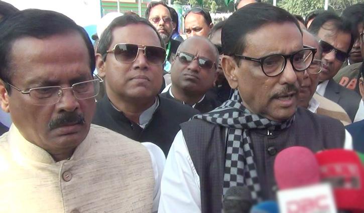 'খালেদা জিয়ার মামলা রাজনৈতিক নয়, দুর্নীতির'