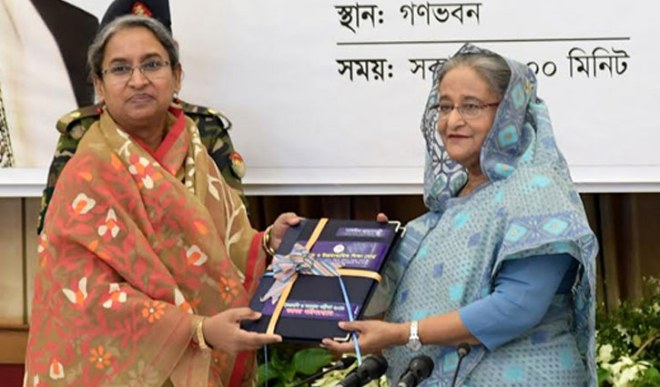 PEC-JSC results handed over to PM