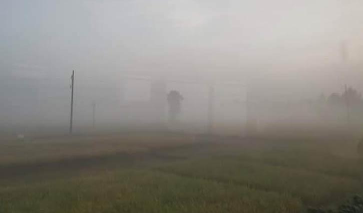 সর্বনিম্ন তাপমাত্রা পঞ্চগড়ে