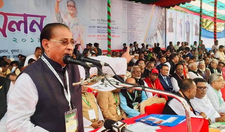 'রাজপথে বিএনপি-জামায়াতের জায়গা হবে না'