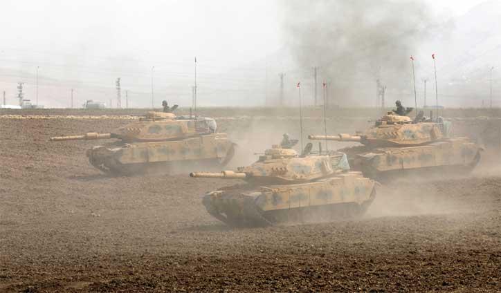 Turkey threatens to block NATO's Baltic defence plan