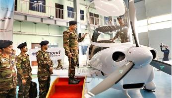 ৪টি প্রশিক্ষণ বিমান বাংলাদেশ সেনাবাহিনীতে