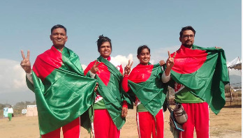Bangladesh clinch all 10 gold medals of archery
