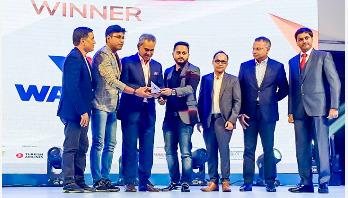 Walton refrigerator six-time 'Best Brand Award' winner