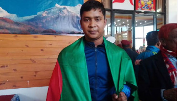 Ziarul wins gold medal for Bangladesh