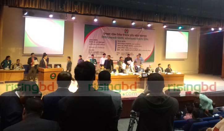 উপজেলা নির্বাচন প্রতিযোগিতামূলক হবে : সিইসি