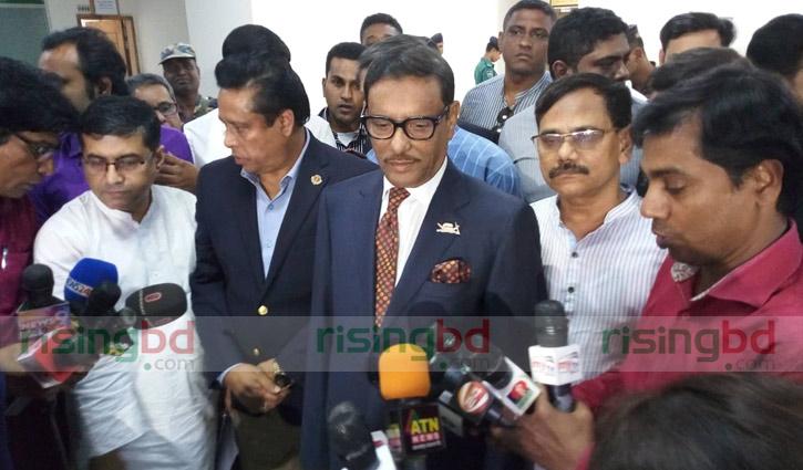'রোজ কেয়ামত পর্যন্ত বিএনপি অভিযোগ করবে'