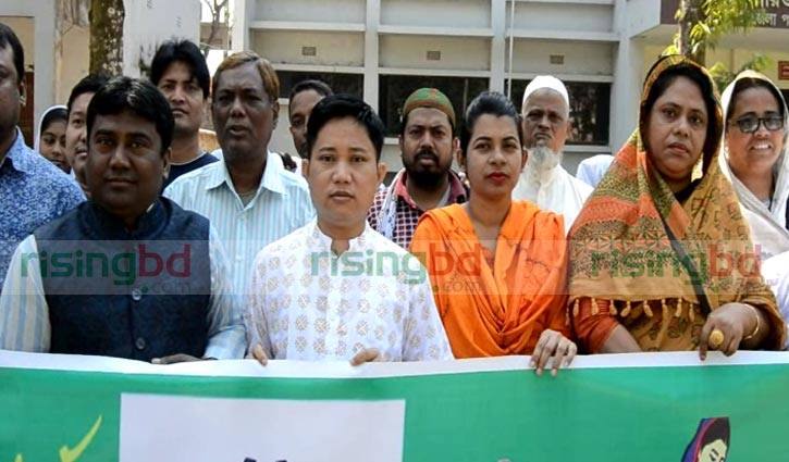 কুমিল্লায় জাতীয় ভোটার দিবস পালন