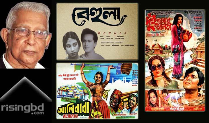 চলচ্চিত্র প্রযোজক ইফতেখারুল আলম আর নেই