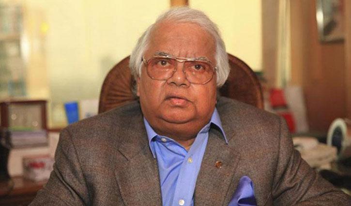 ঘুষের মামলায় ব্যারিস্টার নাজমুল হুদার জামিন