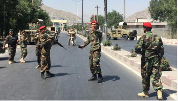 12 killed in Taliban attack on Afghan security compound