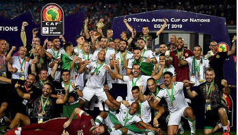 Algeria wins Africa Cup of Nations