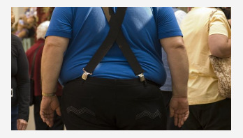 Obesity causes more cases of some cancers than smoking