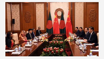 Beijing agrees on speedy Rohingya solution