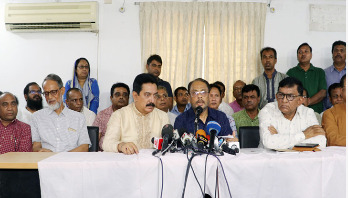 Ershad's condition unchanged, don't spread rumour