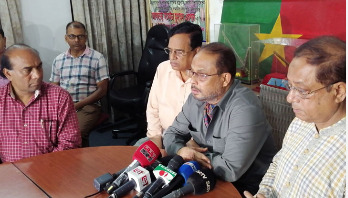 'Ershad's health condition is not improving'