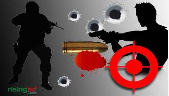 'Drug peddler' killed in Gazipur 'gunfight'