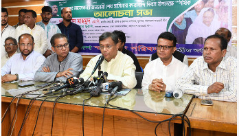 'Only legal procedure can free Khaleda'